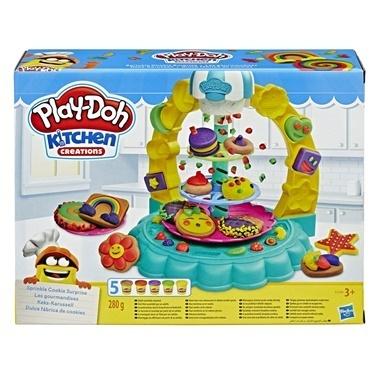 Play-Doh Play-Doh Kurabiye Fabrikası Renkli